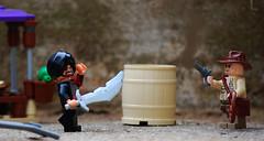 Ciaro Showdown 4 (Decepticreep) Tags: lego harrisonford indianajones georgelucas raidersofthelostark stevenspielburg