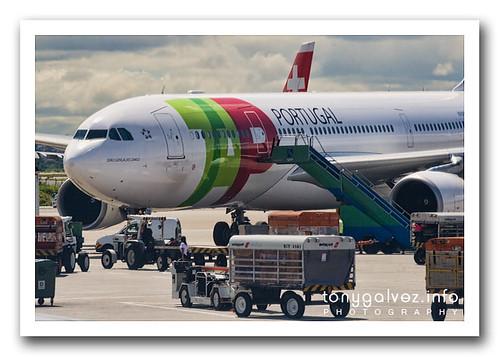 comienza en junio el vuelo de la Tap de Lisboa a Porto Alegre