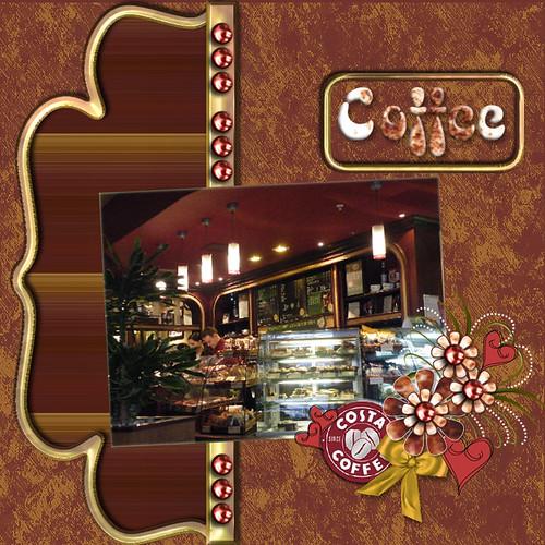 Costa's coffee house