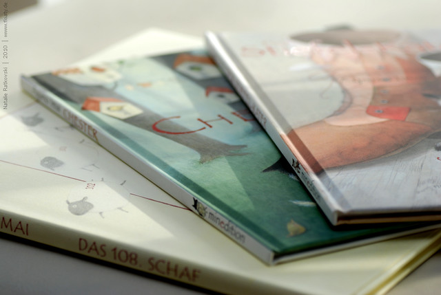 My favorite picture books