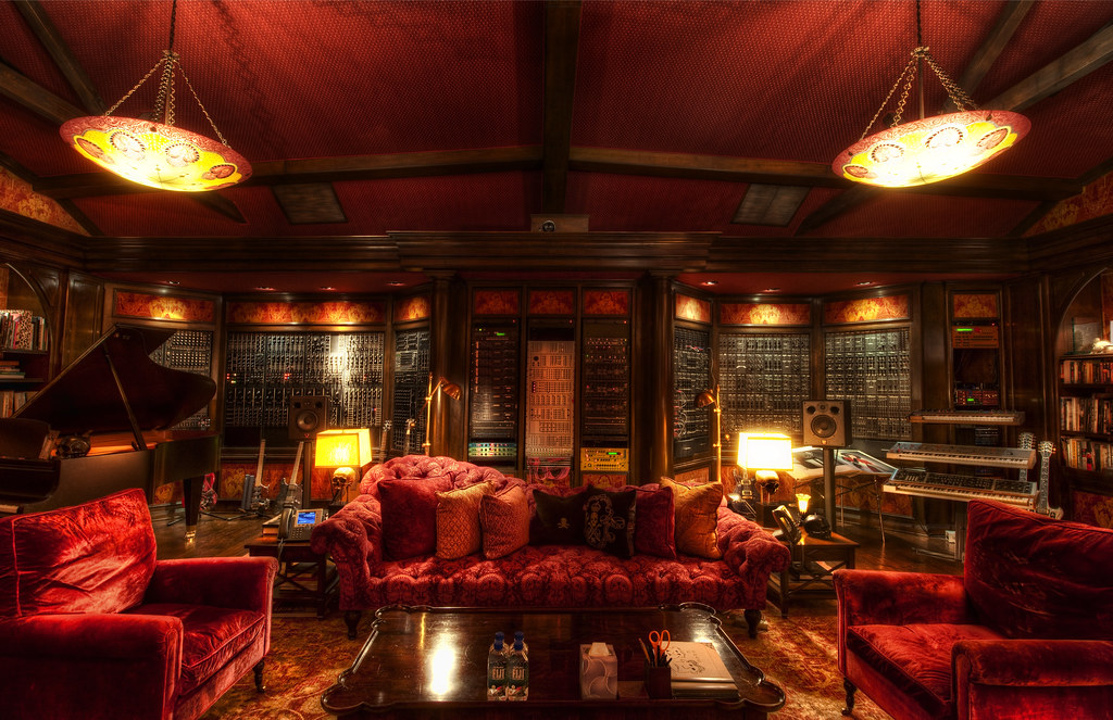 The Secret Lair Of Hans Zimmer From Where He Inspires