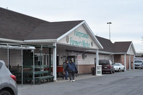Fairground Farmers' Market