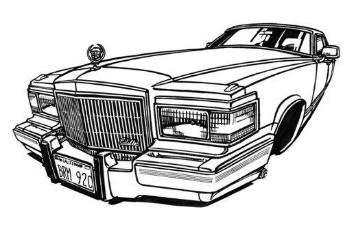 539306124104193533 further  together with  additionally Lowrider Trucks further 300821 Cadillac Sketches. on 64 chevy impala pencil drawings