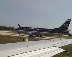 US Air 737 - Charlotte,NC
