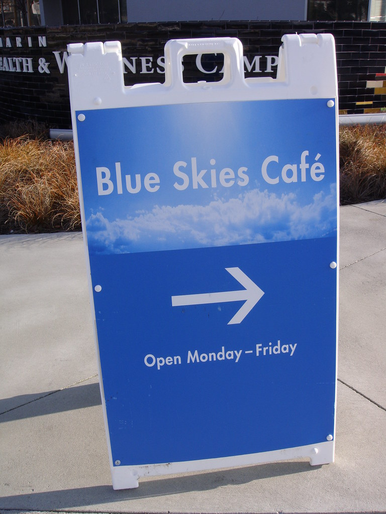 Blue Skies Cafe