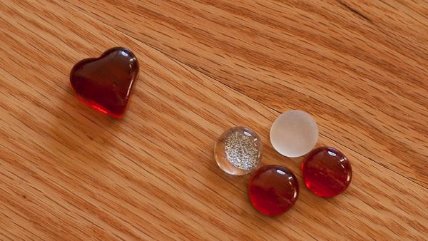 Valentine stones