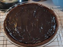 Black and White Cream Pie