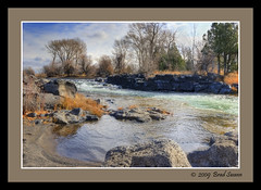 Falls River (Brad Swann) Tags: river rapids idaho hdr stanthony 3xp fallsriver d80 bradswann