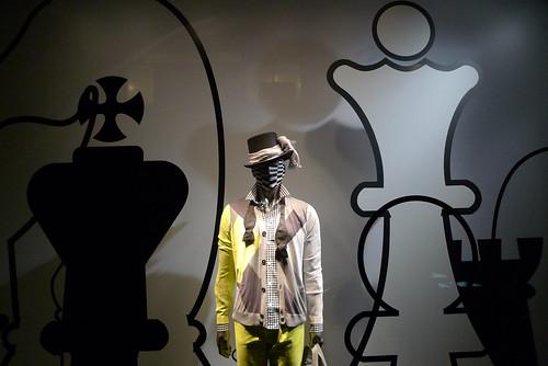 Vitrines Printemps de l'Homme - Paris, février 2010