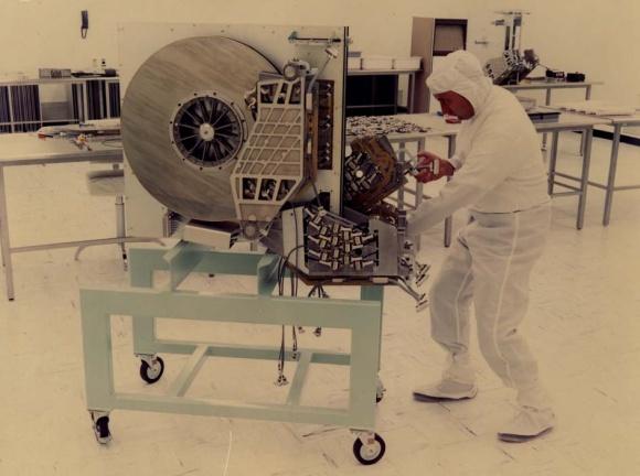 1970s hard disk drive