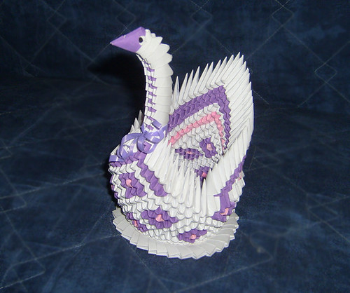 The Origami Forum View Topic Swan Paper 3d