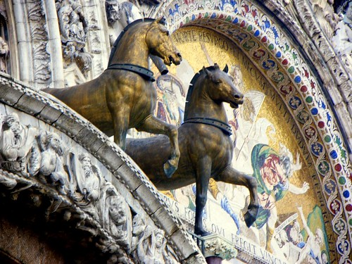 Venice - St. Mark's Horses