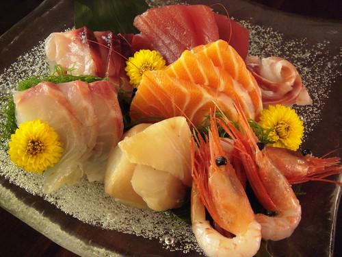 Hazuki - Sashimi Deluxe