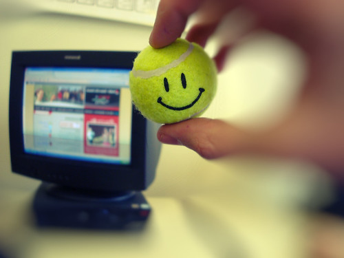 SMILEY BALL--__Jack is the coolest