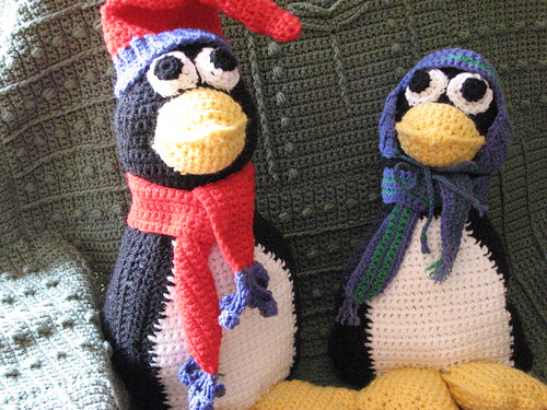 Crochet Friends