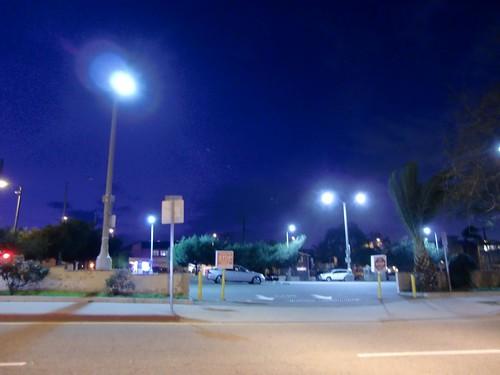 Venice Beach Light Repair