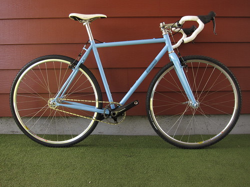 Sue's SS Cross Bike