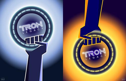 Tron Legacy ver.3
