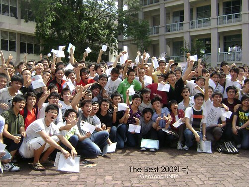 SPM 2009 Result Out! by GenYong.