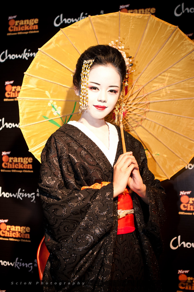Scion Photography - Filipino Geisha