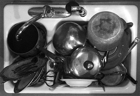 iPhone 365 Project 70: Everything But The Kitchen Sink