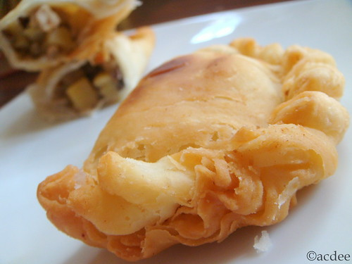 how to make empanada dough panlasang pinoy