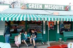 Green Mesquite, Austin TX
