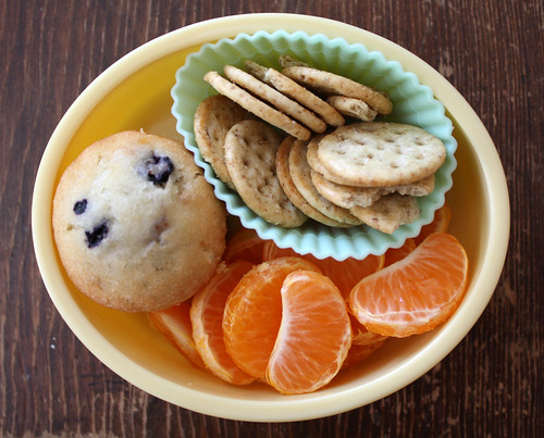 Kindergarten Snack #78: March 22, 2010