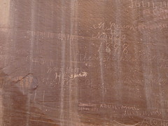 Pioneer Register at Capitol Gorge (g.mcdowell) Tags: utah capitolreef capitolgorge pioneerregister