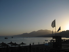 Dahab Bay Sunset