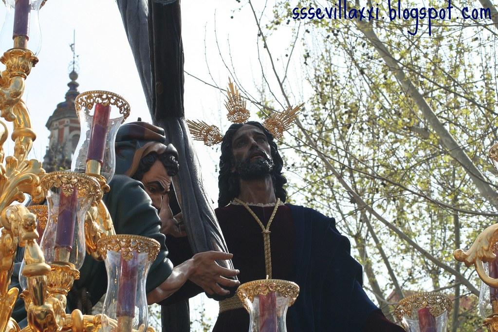 Nuestro Padre Jesús de la Victoria. Domingo de Ramos 2010