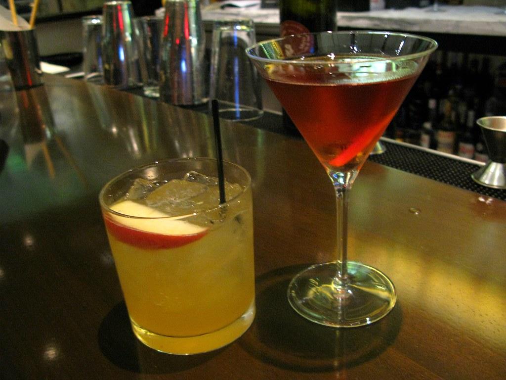Drago Centro's Spring Cocktails