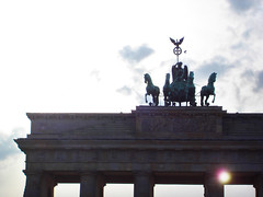 Brandenburger Tor and Potsdamer Platz, Berlin