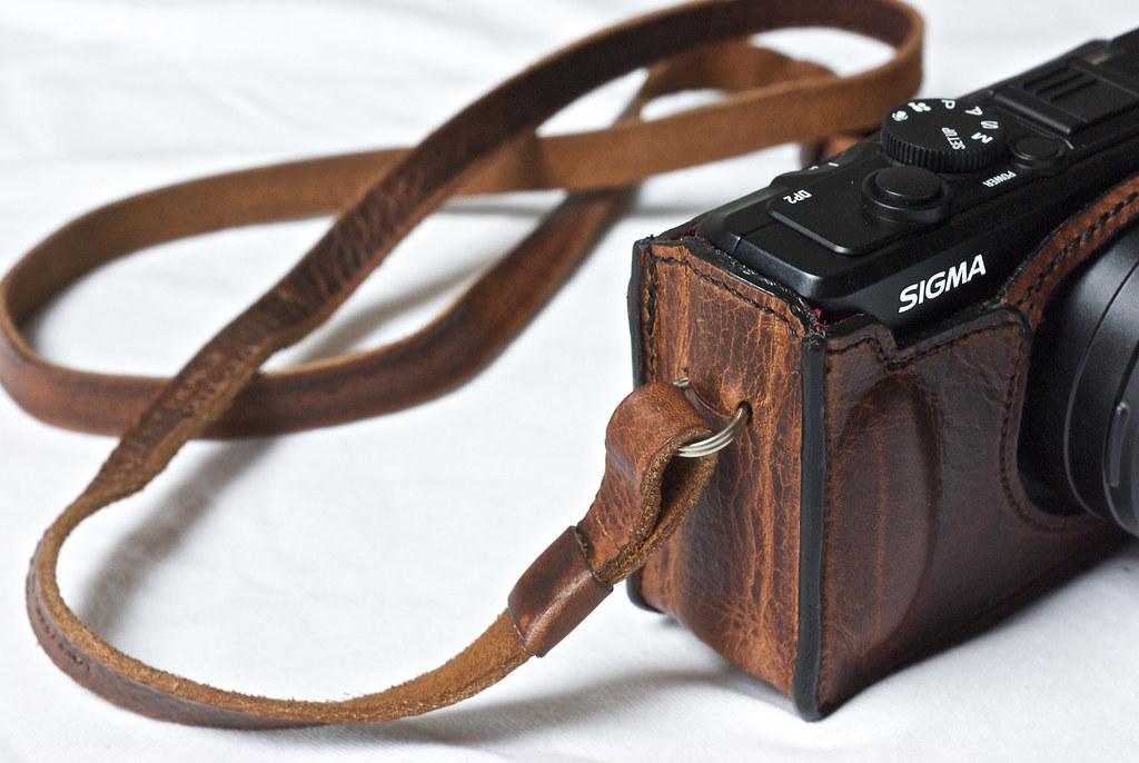 Sigma DP2 之 Luigi 義大利手工皮套