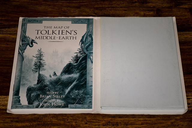 150511_ The Map of Tolkien's Middle-Earth #1