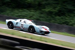 Masters Historic Festival '11 (ComfortablyNumb...) Tags: classic cars ford sports car festival racing historic hatch masters brands motorsport srm autosport gt40