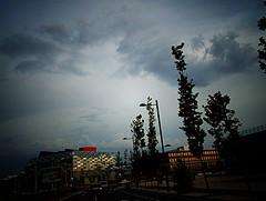 Project365/Day 172 (srgpicker) Tags: storm clouds basket kodak gimp nubes tormenta aragon pavilion thegimp fakelomo fauxlomo easyshare cesta day172 aphotoaday cx6200 pabellon expozaragoza2008 project365 zaragoza2008 20110621