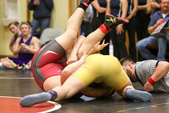 591A6289.jpg (mikehumphrey2006) Tags: divisionalsdillion2017wrestlingnoahpolson wrestling sports action coach pin divisnionals boys school polson