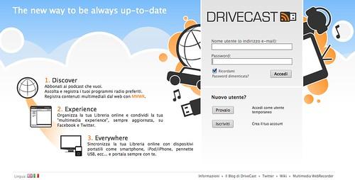 DriveCast