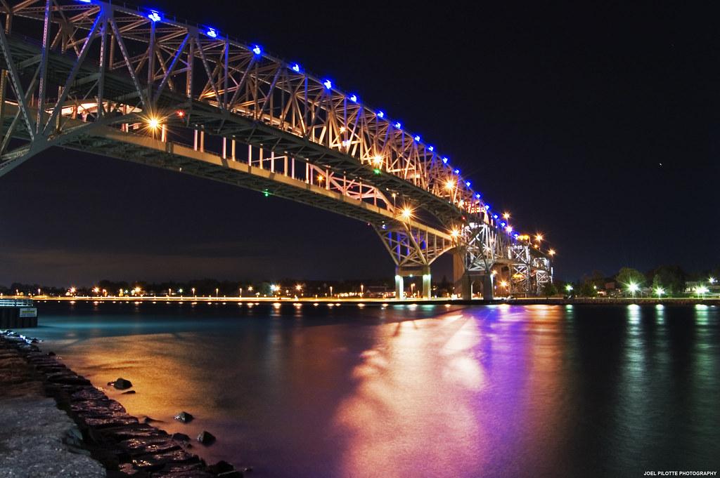 Bluewater Bridge Re-Shoot