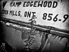 (Jay Morrison) Tags: blackandwhite bw ontario junkyard scrapyard autowreckers edenmills mcleans jaymorrison campedgewood