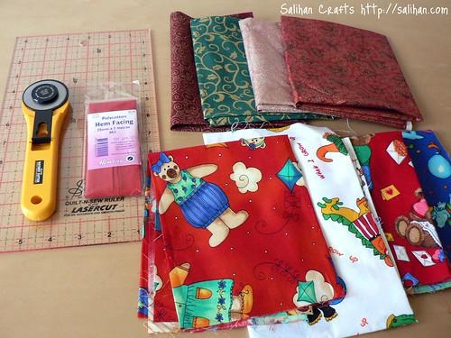 Secret Sewing Project