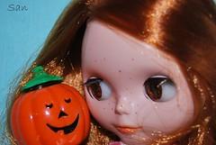 Preparativos para o halloween!