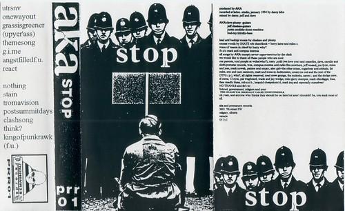 aka - Stop