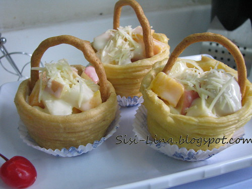Resep Kue Bapel Ncc: LiNa: Sus Salad Buah