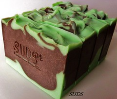 Chocomint - Suds Handmade Soap Co. (Jennifer Kumar) Tags: soap handmade crafts alaivanicontributors alaivaninovember2009 flickrcontributorssuds