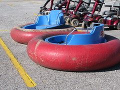 Two bumper boats up for auction