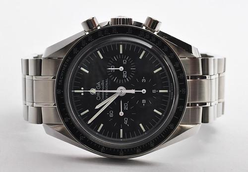 Omega Speedmaster Professional Chronograph - The Moon Watch