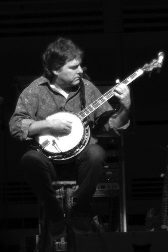 Béla Fleck of Béla Fleck and the Flecktones @ Strathmore