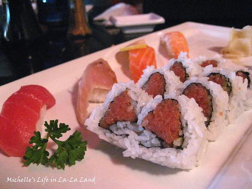 Yoko Yoko- Sushi Combination